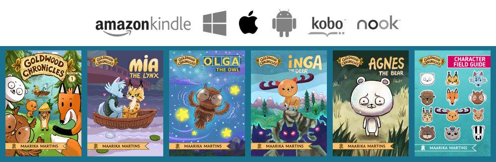 books-logos