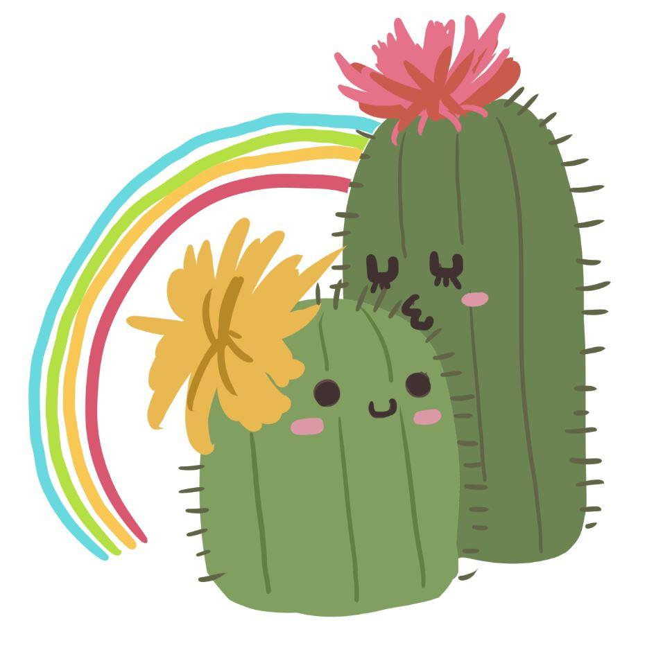 cactus-doodle