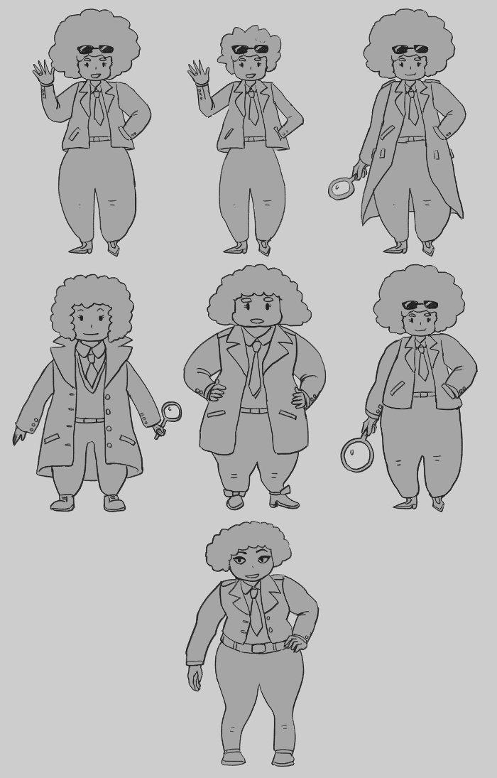 Detective-concepts