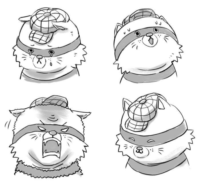 catburglar-expressions